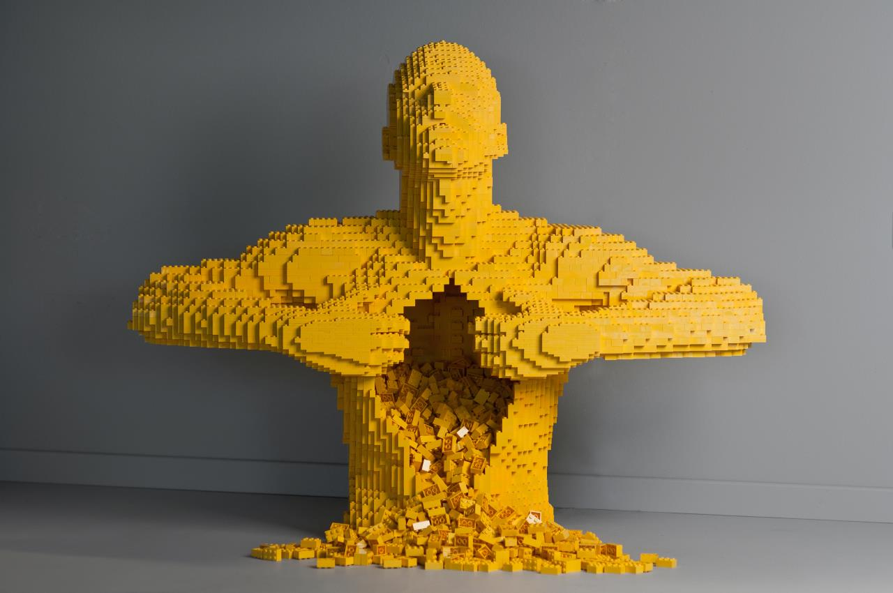 LEGO Halloween Party | Events | Bedford Gallery