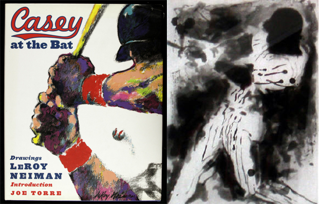 Casey at the Bat LeRoy Neiman