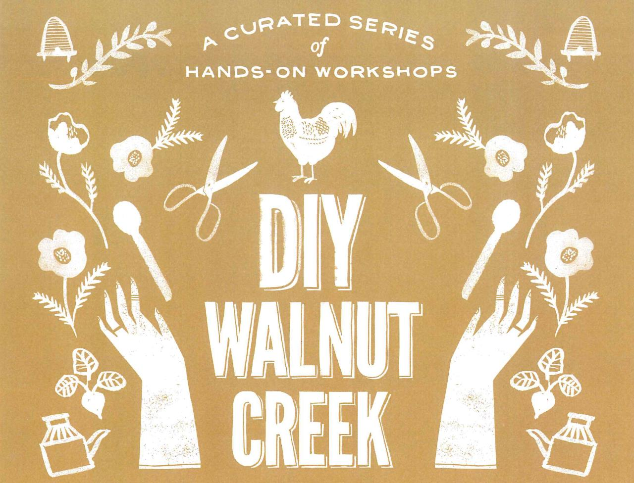 DIY Walnut Creek