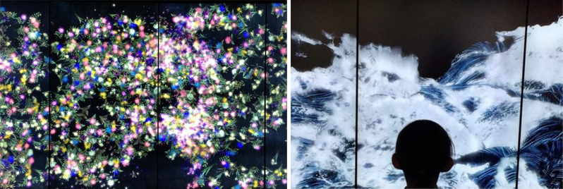 teamlab collage