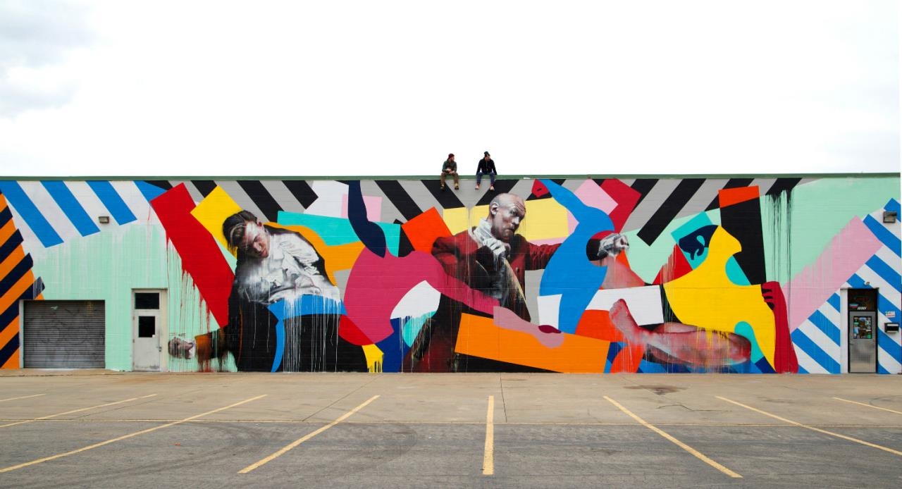 Conor Harrington_collab with Maser